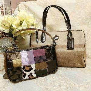 👜👝Coach Bag Bundle
